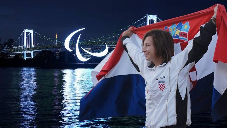 Otvaranje Paraolimpijskih igara u Tokiju: Zastavu nosi Mikela Ristoski, bit će i afganistanska