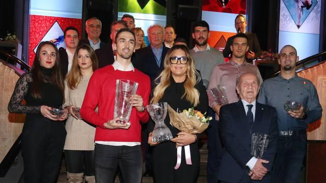 Zagreb: Dodijeljene nagrade za najbolje sportaše Zagreba