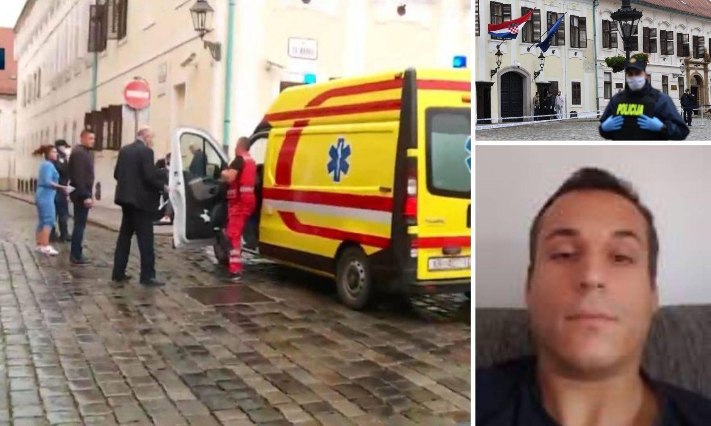 Ranjenom policajcu metak će ostati u tijelu: 'Zabrinut je, ali je u dobrom psihičkom stanju'