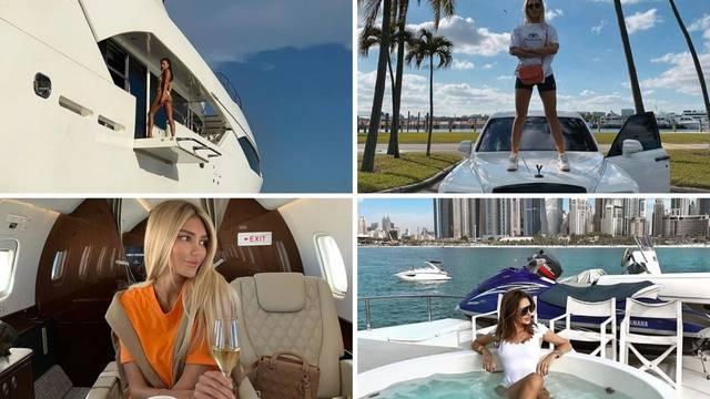 Nakon lockdowna: Bogata djeca s Instagrama svojim avionima odlaze u kupnju skupe odjeće...