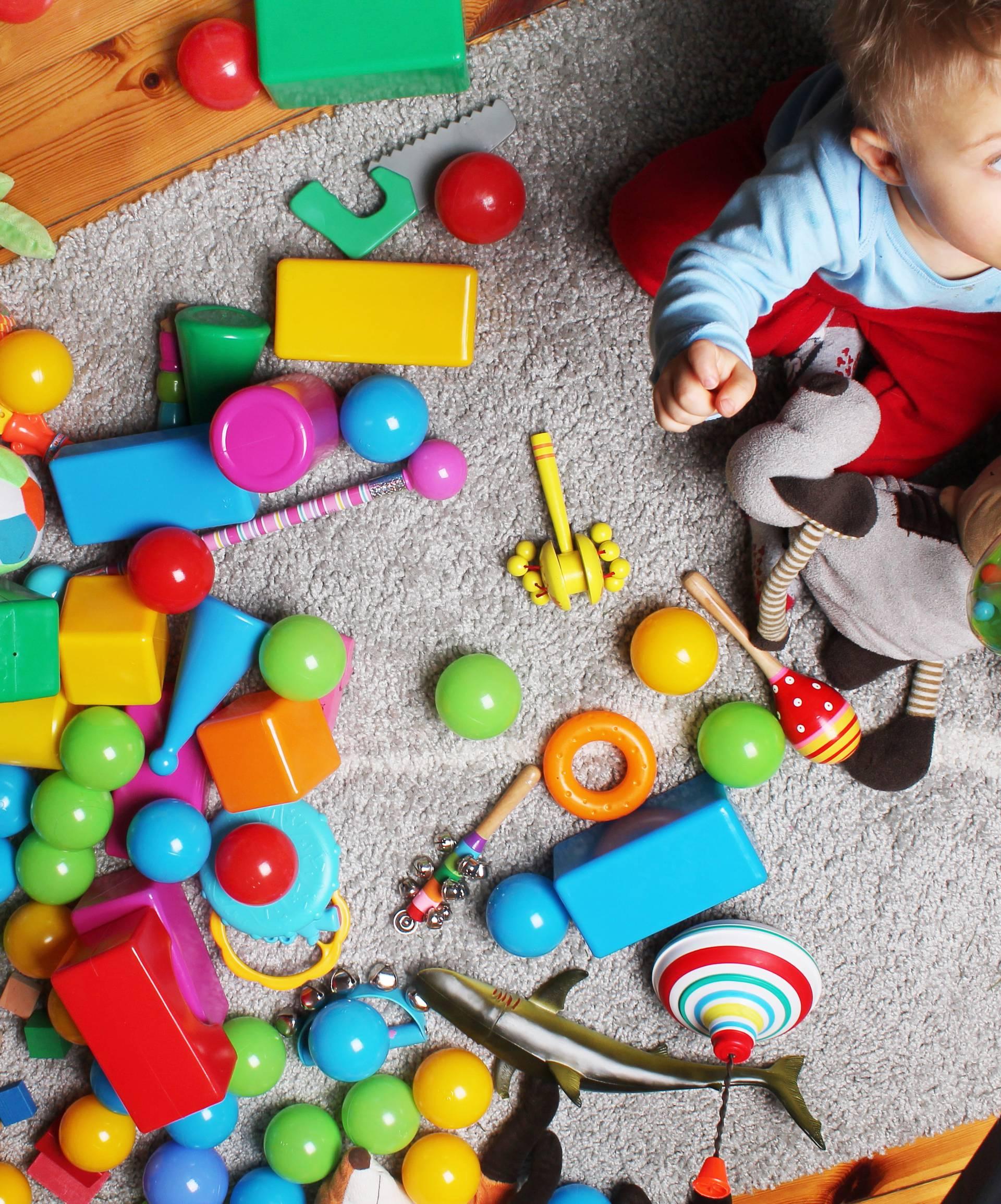 Riješite se dječjih igračaka koje ne koriste i nabavite im nove