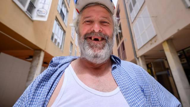 Zadar: Ričard se posljednjeg dana kampanje družio s građanima na Kalelargi