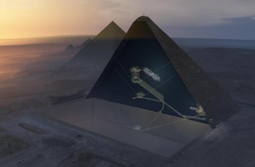 Pronašli velike tajne prostorije u piramidama: Što kriju u sebi?