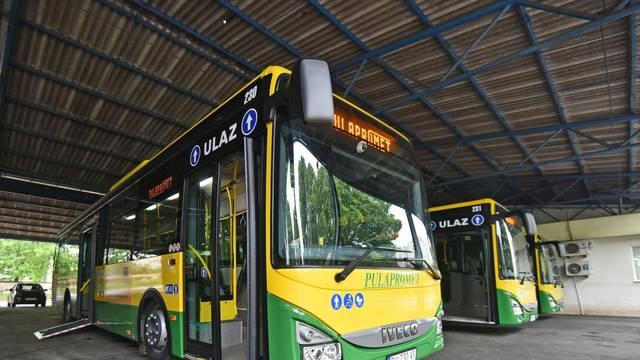 Zagreb: U promet pušteni prvi autobusi financirani EU fondovima