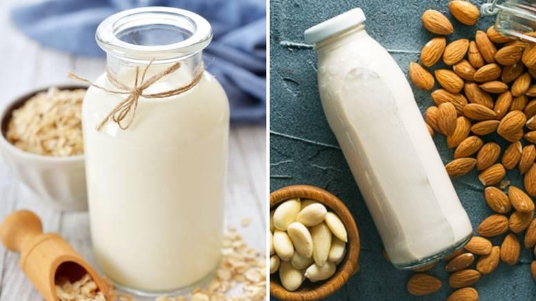 Zobeno vs. bademovo mlijeko: Može li se reći da je jedno bolje?