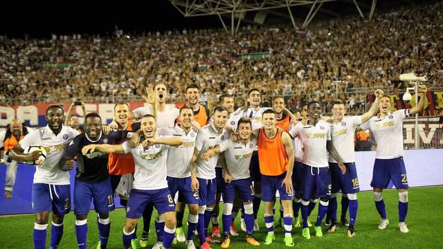 'Sveti' Ante Erceg zabio dva i odveo Hajduk u play-off EL-a!