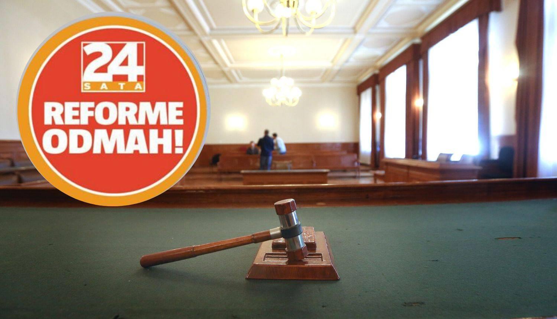 Opasan eksperiment spajanja ministarstava pravosuđa i uprave: 'Hajde da i to vidimo...'