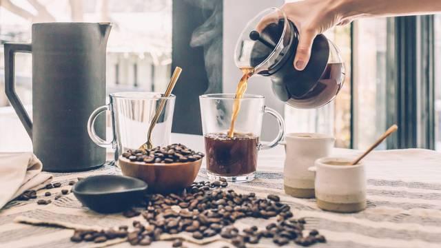 Pijete li previše kave? Otkrijte uz jednostavan test s usnama