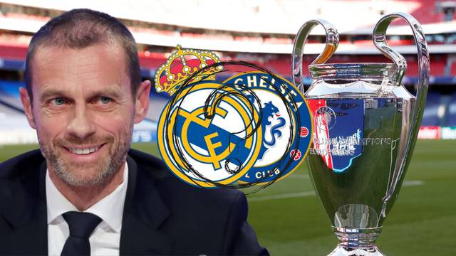 Čeferin: Postoji mala mogućnost da se susret Reala i Chelseaja ne odigra. Agnelli me razočarao