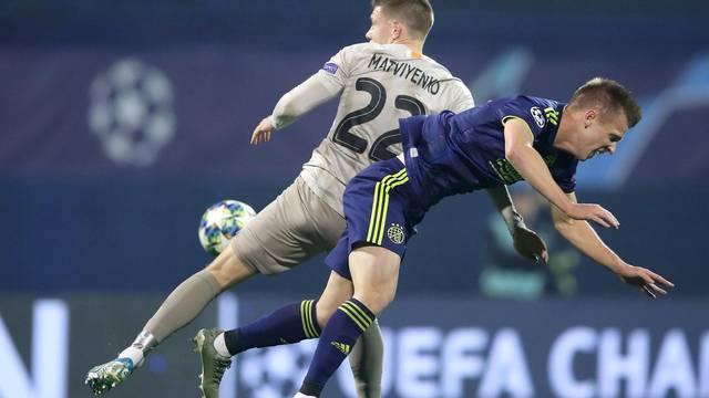 Dinamo u 4. kolu Lige prvaka ugostio Šahtar