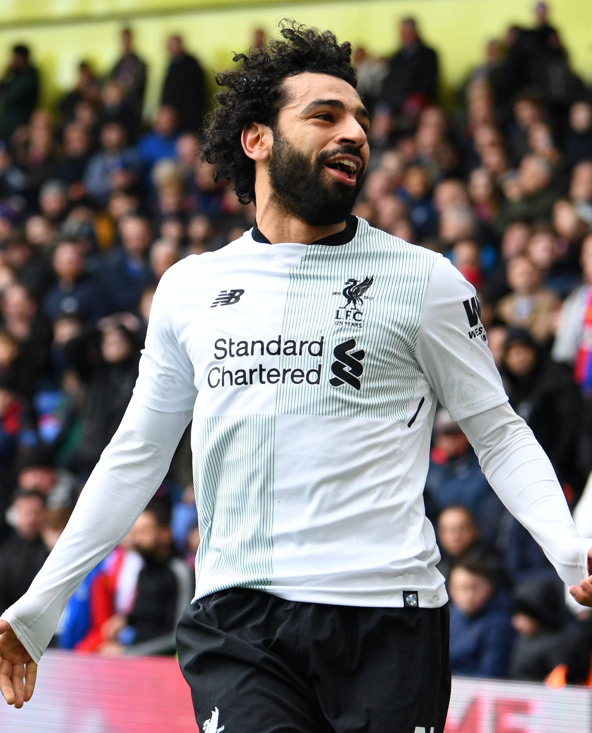 Premier League - Crystal Palace vs Liverpool