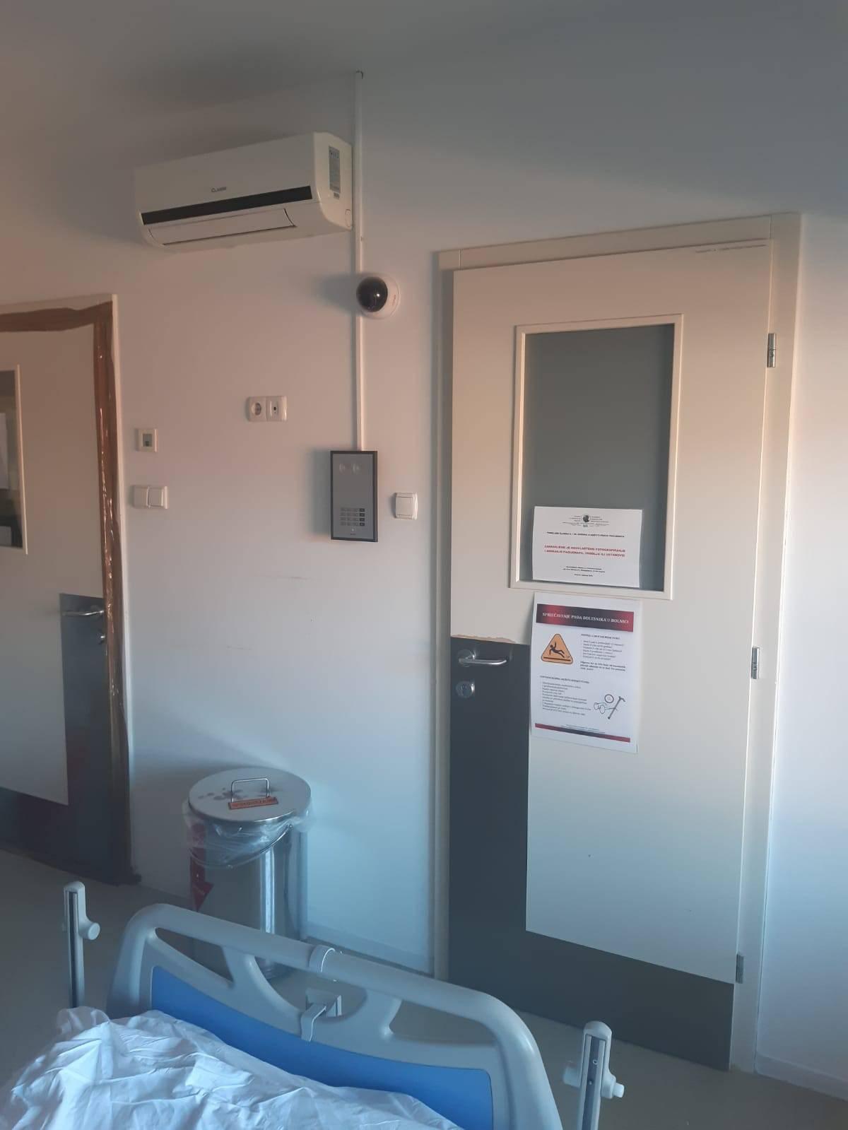 Jedan dan u životu pacijenta s koronom: 'Naručujemo i klopu'