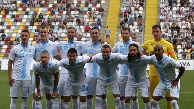 Rijeka: HNK Rijeka i NK Zadar odigrali prijateljsku utakmicu