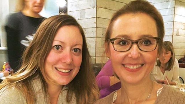 Nakon 32 godine upoznala je svoju polusestru, a sada su postale najbolje prijateljice