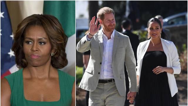 Michelle Obama o rasističkim optužbama Meghan i Harryja: 'Ne čudi me, srce mi se slomilo'