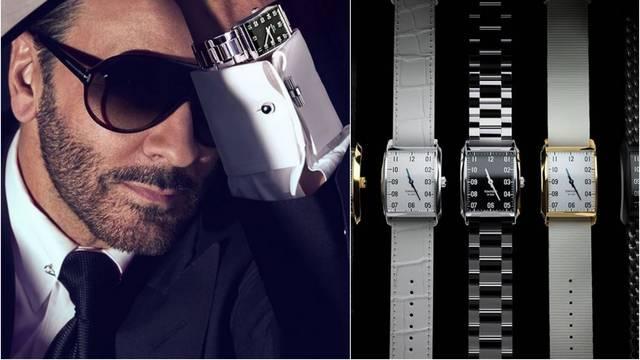 Tom Ford dizajnira luksuzni sat napravljen od oceanske plastike