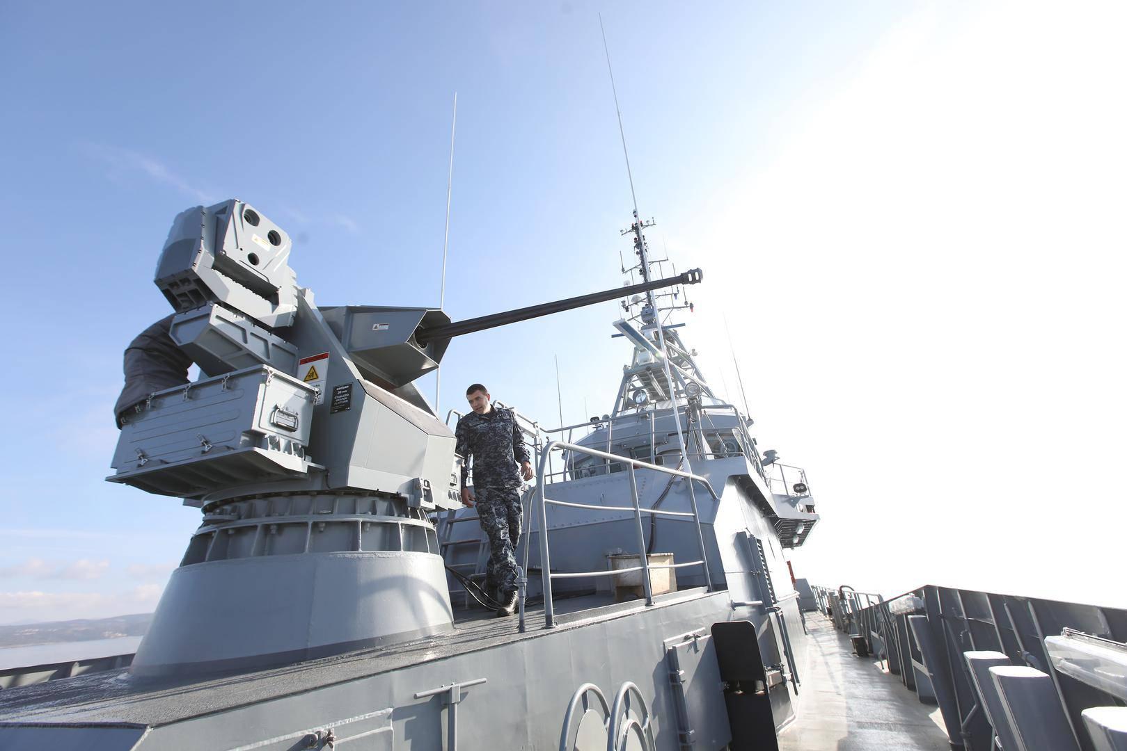 Hrvatska kupuje nove ophodne brodove, moćne radare, rakete