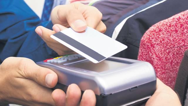HNB bankama: Povećajte iznos beskontaktnog plaćanja na 250
