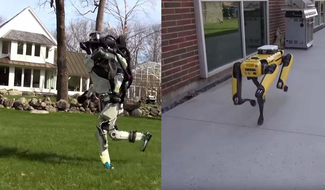 Ovo je previše: Jezivi bezglavi roboti postali su još strašniji...