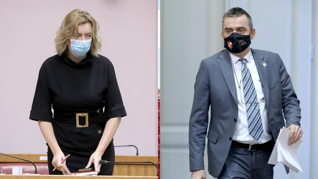 Mlinarić prozvao Jeckov da ne govori o ubijenoj hrvatskoj djeci