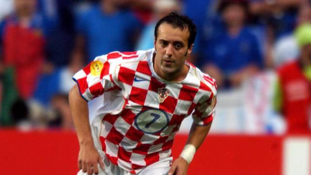 Soccer - UEFA European Championship 2004 - Group B - Croatia v France