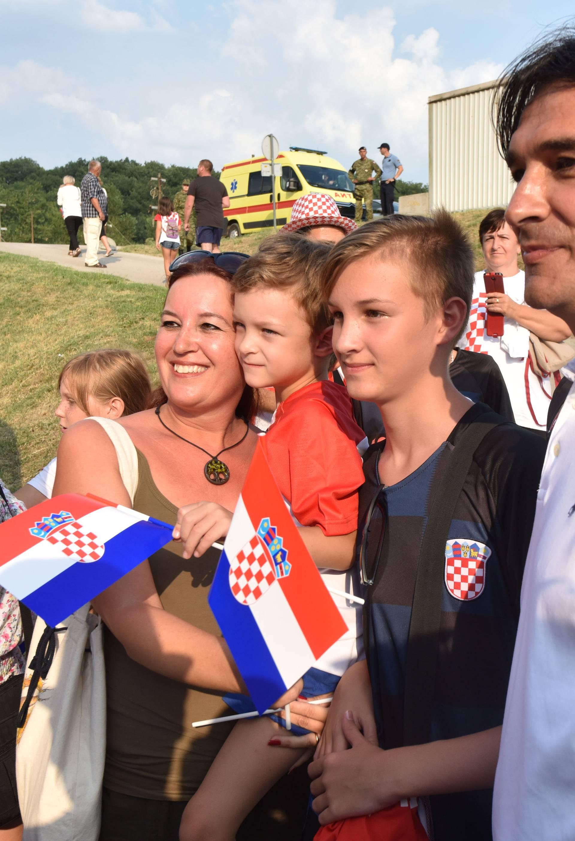 Dalić je poklonio dres Gotovini, stigao je i na 303. Sinjsku alku