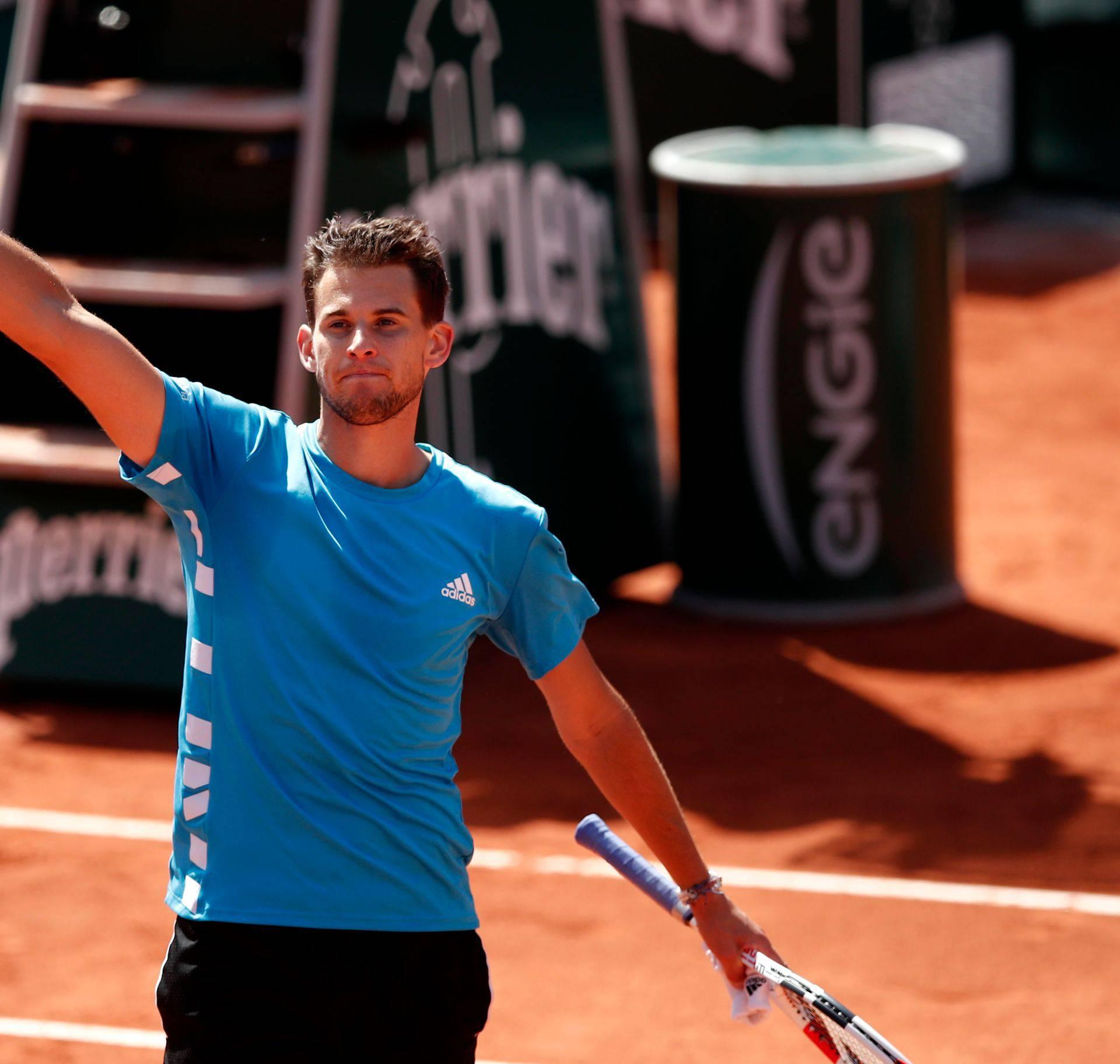 Thiem nakon velike borbe bolji od Đokovića, finale s Nadalom
