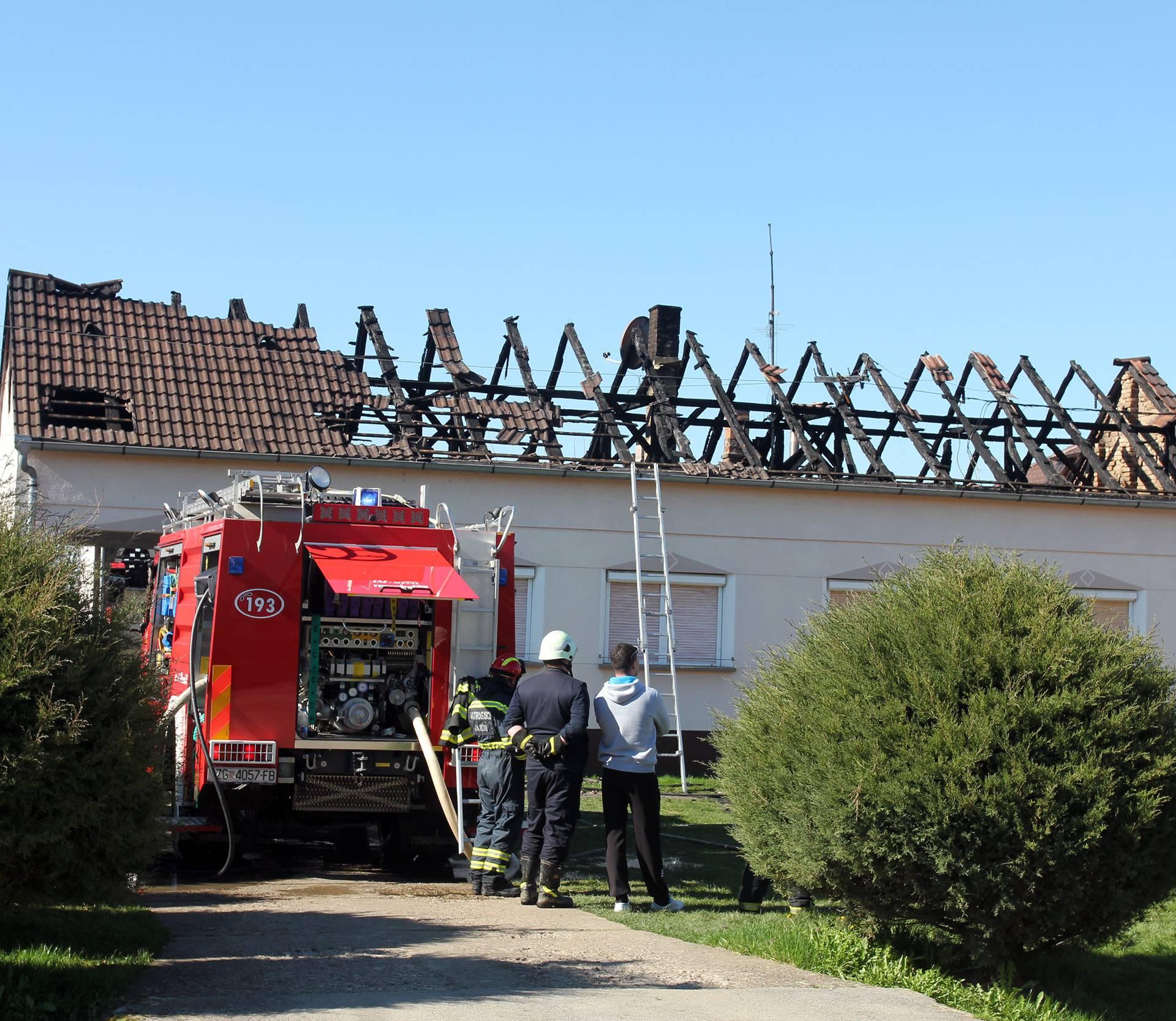Izgorjelo imanje: 'U 20 minuta nestalo je sve što smo gradili'