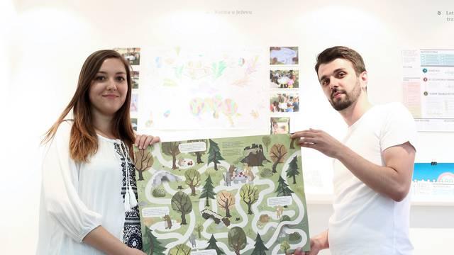 Studenti dizajna slikovnicama ruše predrasude o izbjeglicama