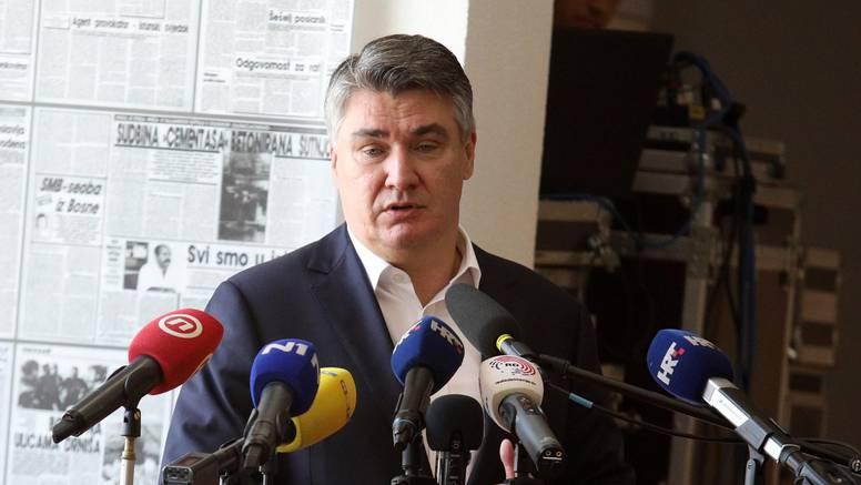 Predsjednik Zoran Milanović ipak neće sudjelovati na dodjeli činova u vojnom učilištu