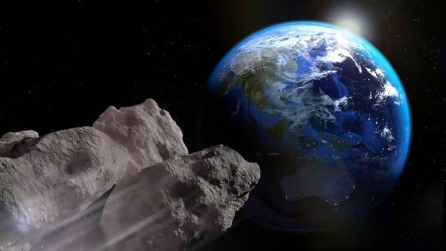 Večeras pored Zemlje prolazi asteroid 'Bog kaosa'. Mogao bi u budućnosti i udariti naš planet