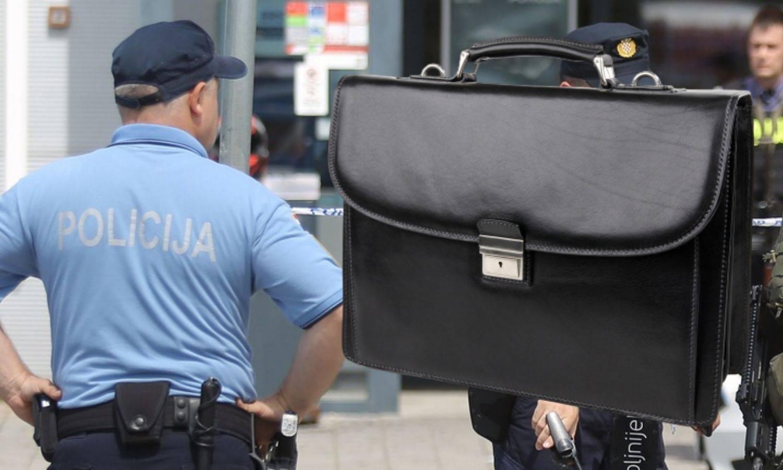 Pokupile torbu sa 130.000 kn, prijeti im do 2 godine zatvora
