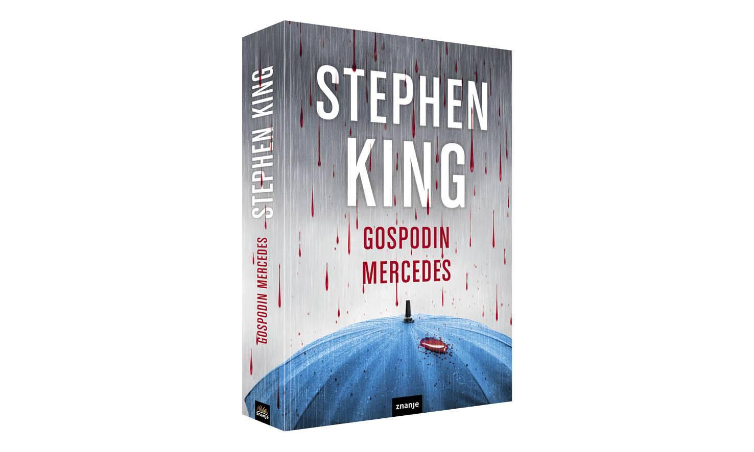 """Gospodin Mercedes"" je realističan horor-krimić majstora nadnaravnog"