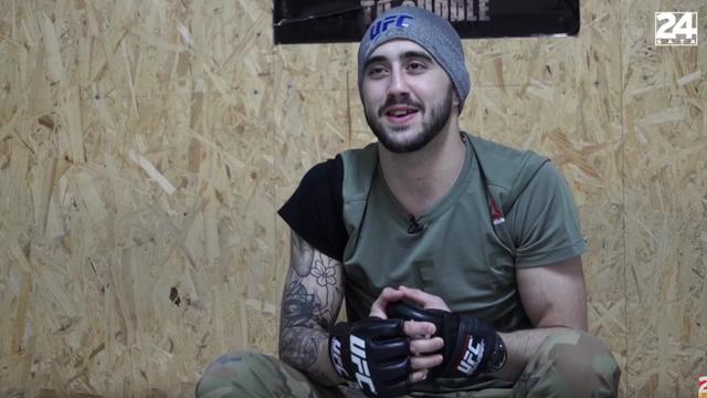 """Filip želi postati MMA zvijezda: """"U kavezu sam divlja zvijer"""""""
