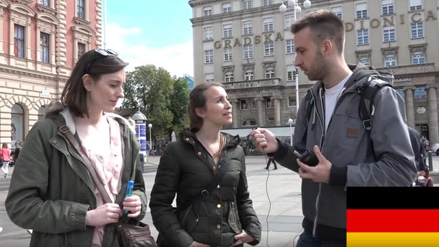 Španjolki u Zagrebu htio reći svoje ime, pa rekao da se voli