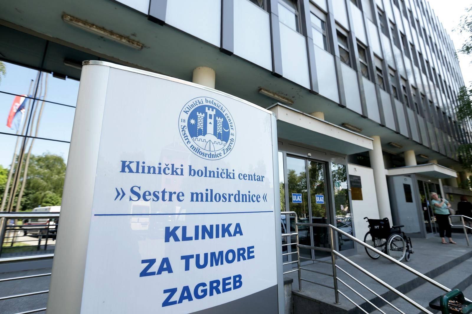 U Klinici za tumore zaraženo je 15 djelatnika i 11 pacijenata