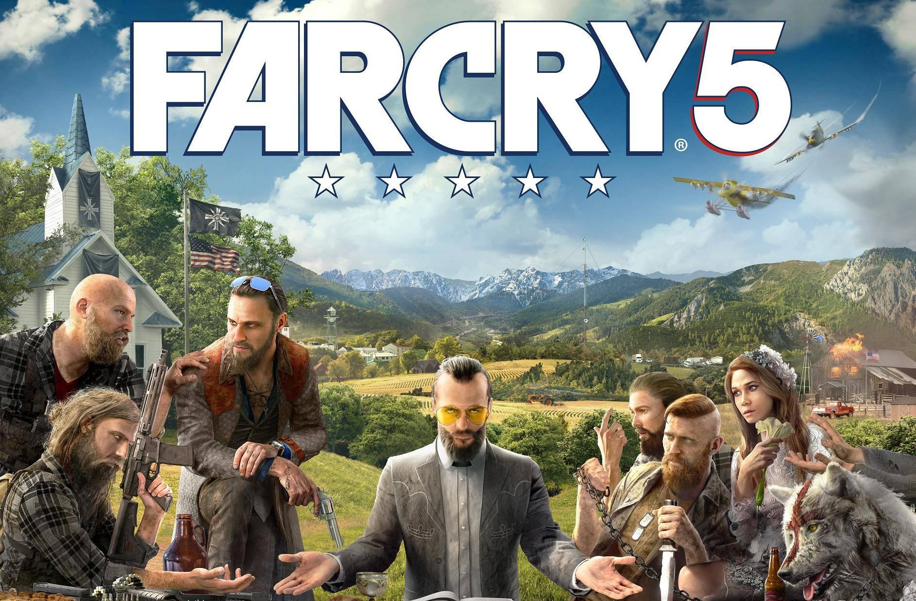 Ovako izgleda Far Cry 5: Čekat će vas rat protiv vjerskog kulta