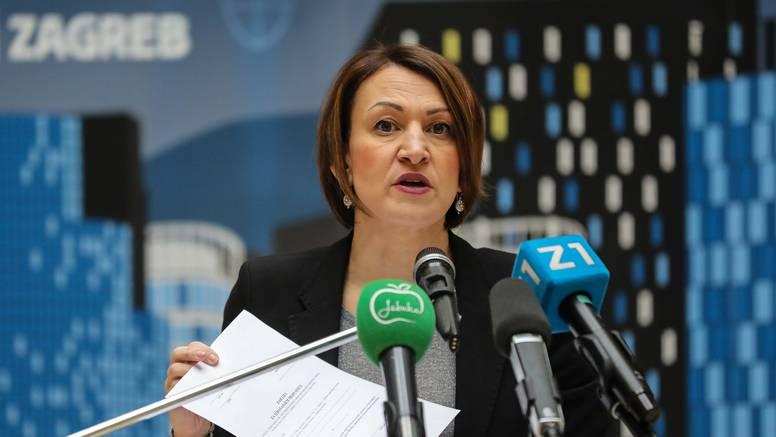 Zagreb će do izbora u svibnju voditi Bandićeva  zamjenica  Jelena Pavičić Vukičević