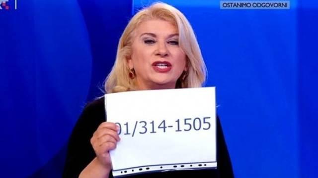 Tvrtka Akter Public koristila sporni broj koji je Vesna Škare Ožbolt prijavila DORH-u