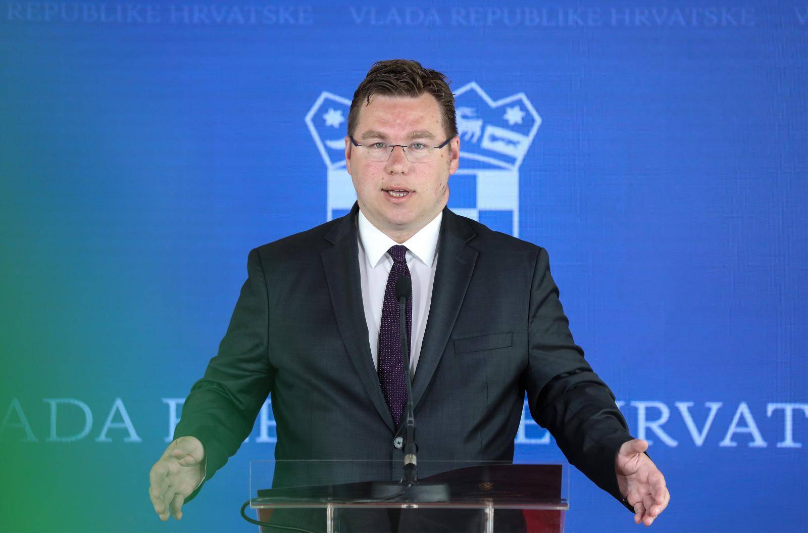 Zagreb: Sjednica Vlade održana je u Nacionalnoj i sveučilišnoj knjižnici