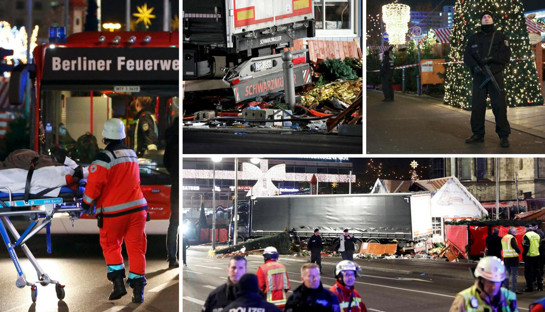 Kamion se zaletio na sajam: 45 ozlijeđenih, 12 judi je poginulo