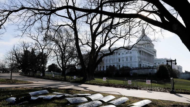 Washington se priprema za prosvjed podrške optuženima za napad na zgradu Kapitola