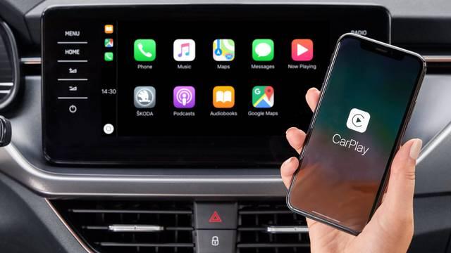 Dodirni zasloni u vožnji su opasniji i od alkoholnih pića