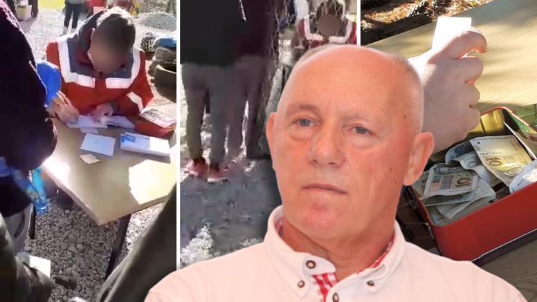 Dno dna u Topuskom: Ljudi su morali platiti da dobiju pomoć od lokalnog Crvenog križa?!