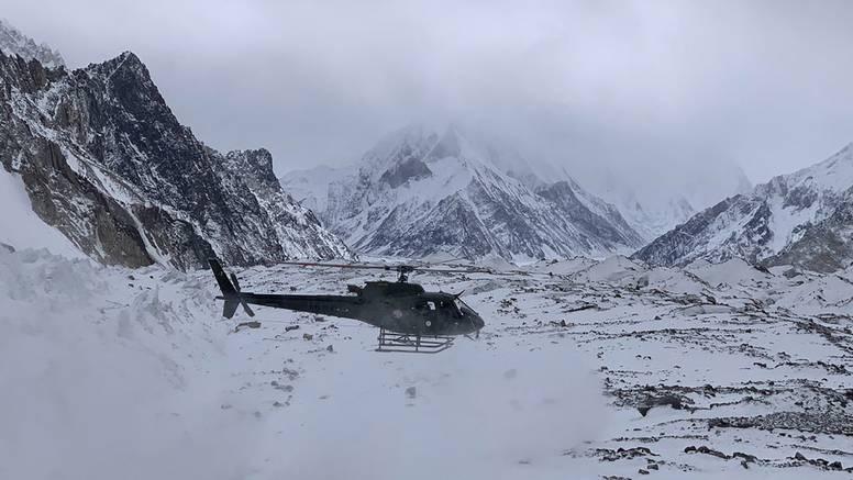 I dalje traje potraga za nestalim alpinistima na planini K2, ali nade da su još živi sve je manje