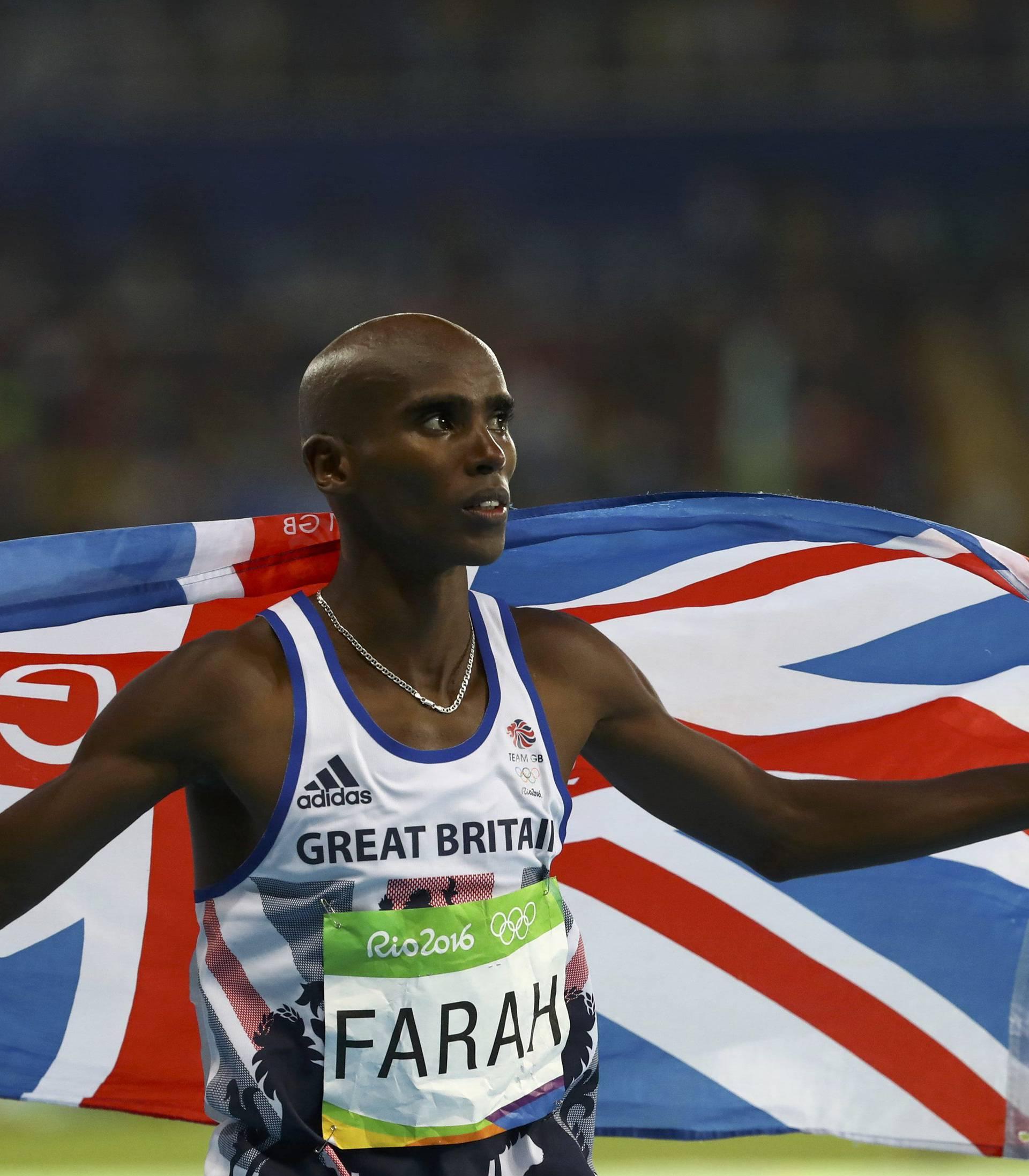 Athletics - Men's 10,000m Final