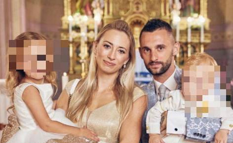 Marcelo i Silvija krstili su sina