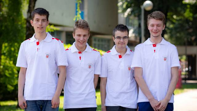 Hrvatski učenici osvojili dva zlata, srebro i broncu na informatičkoj olimpijadi