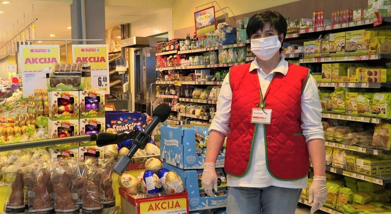 SPAR podržava tvrtke u proizvodnji zaštitnih maski