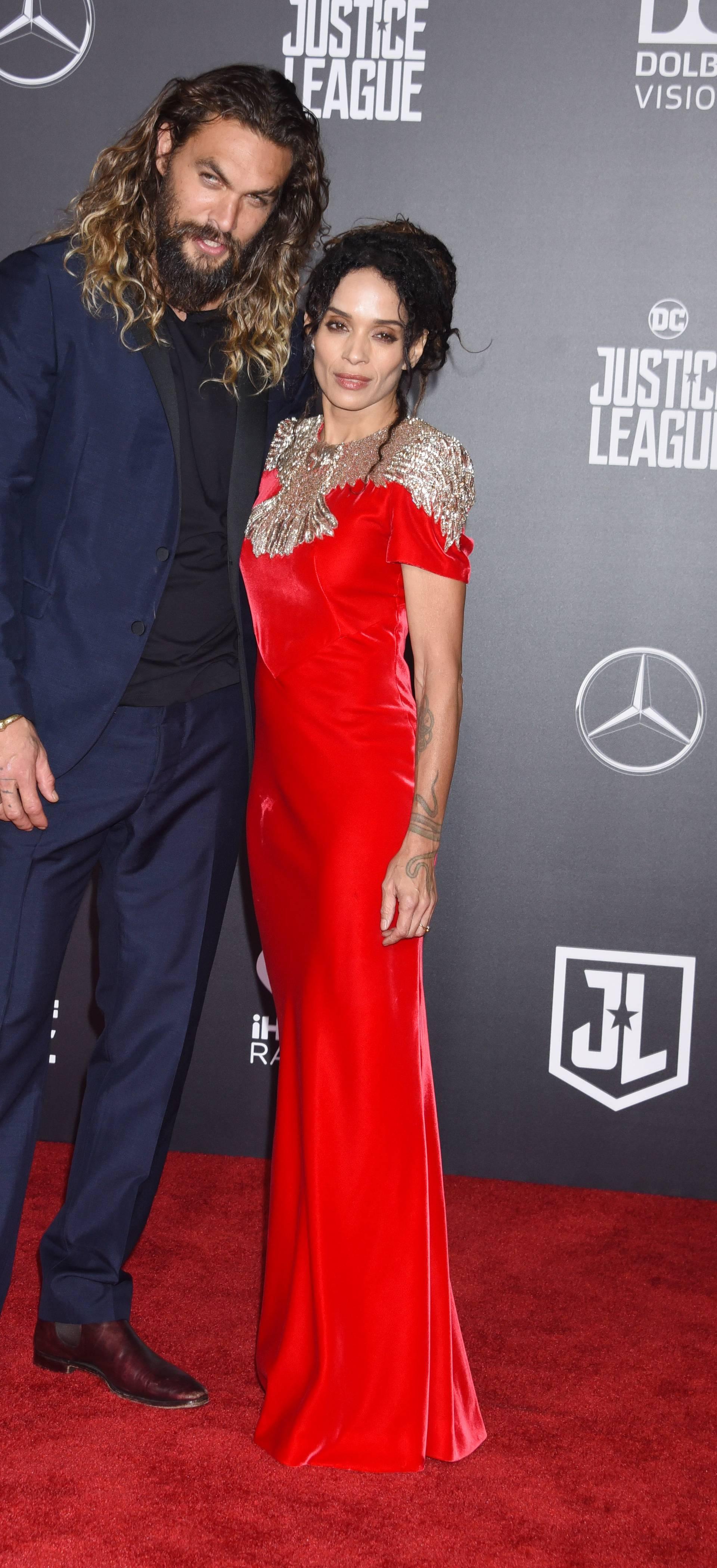 Justice League World Premiere - Los Angeles